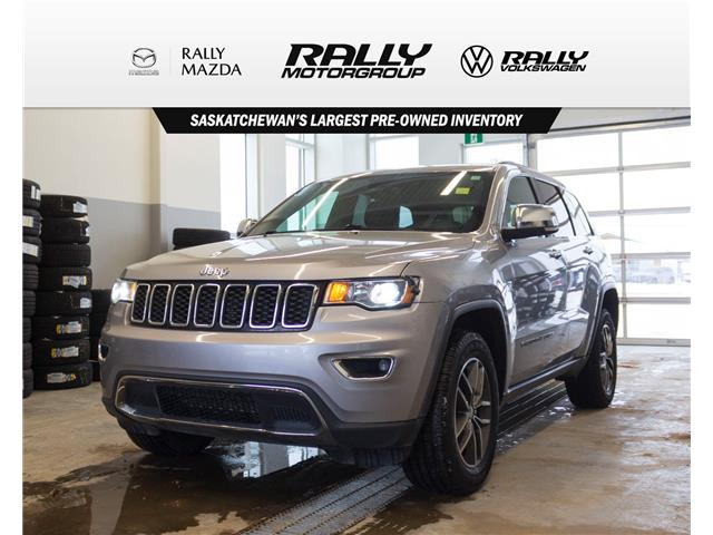 2017 Jeep Grand Cherokee Limited (Stk: V1417) in Prince Albert - Image 1 of 14