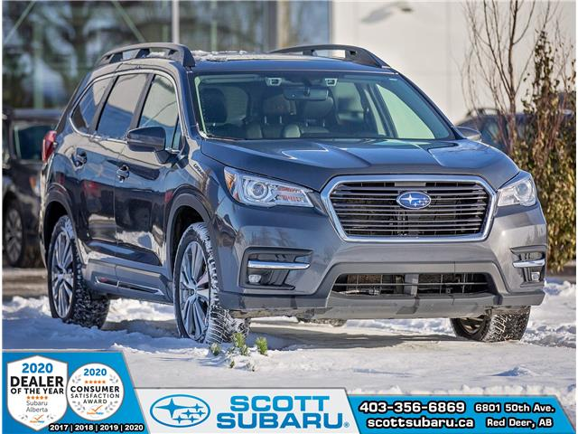 2021 Subaru Ascent Limited 4S4WMAPD8M3424443 424443 in Red Deer
