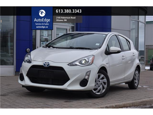 2015 Toyota Prius C Base (Stk: A0472) in Ottawa - Image 1 of 27