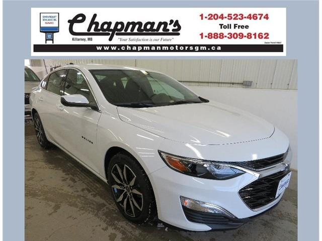 2021 Chevrolet Malibu RS (Stk: 21-047) in KILLARNEY - Image 1 of 29