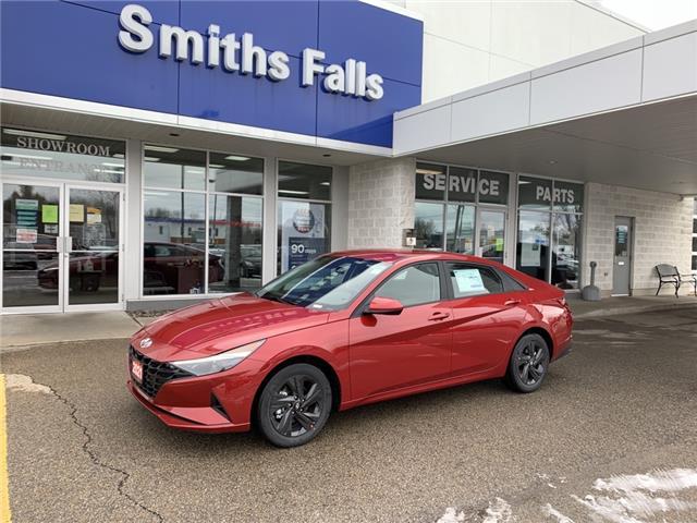2021 Hyundai Elantra Preferred (Stk: 10281) in Smiths Falls - Image 1 of 11