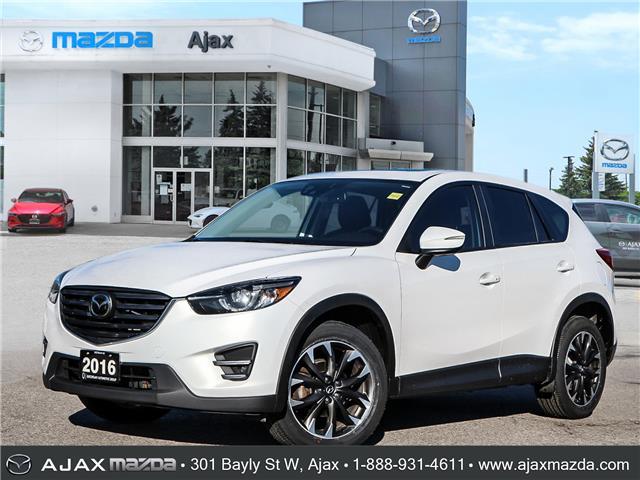 2016 Mazda CX-5 GT (Stk: P5646) in Ajax - Image 1 of 30