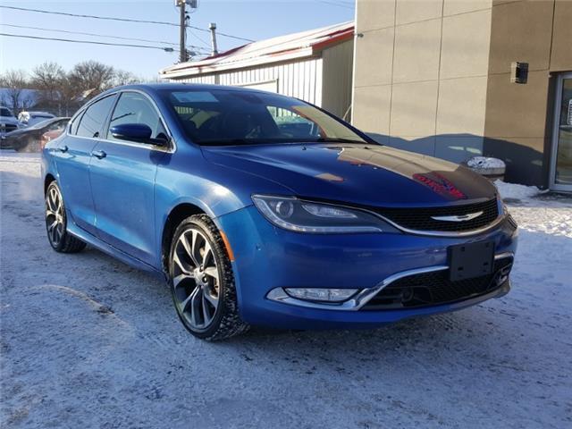 2015 Chrysler 200 C (Stk: 14694) in Regina - Image 1 of 25