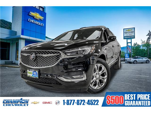 2021 Buick Enclave Avenir (Stk: 21-33) in Trail - Image 1 of 18