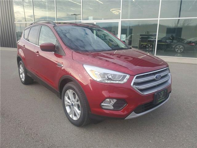 2017 Ford Escape SE (Stk: 5850 Tillsonburg) in Tillsonburg - Image 1 of 30