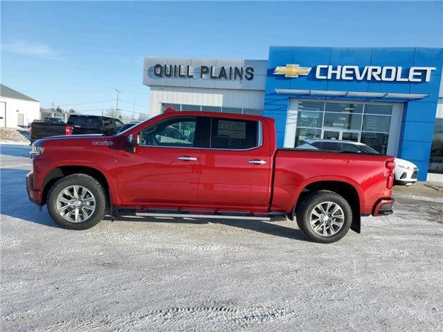 2021 Chevrolet Silverado 1500 High Country (Stk: 21T031) in Wadena - Image 1 of 21