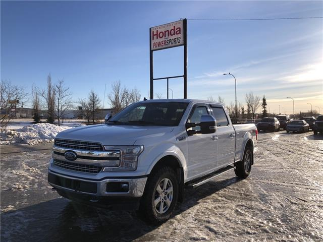 2019 Ford F-150 Lariat (Stk: P20-063) in Grande Prairie - Image 1 of 24