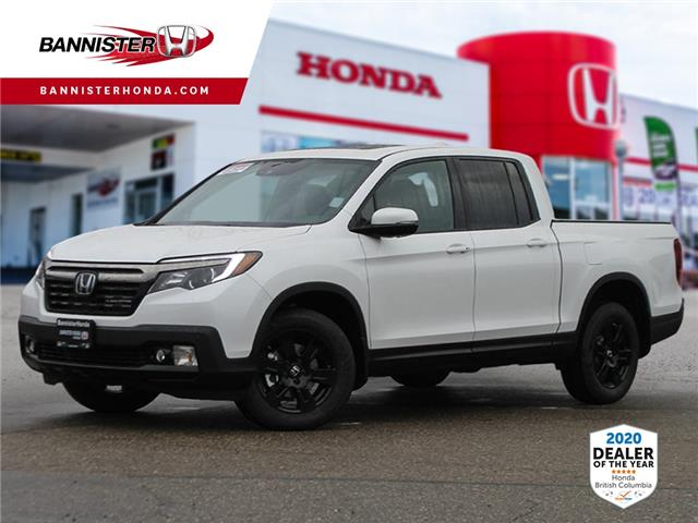 2020 Honda Ridgeline Black Edition (Stk: 20-241) in Vernon - Image 1 of 13