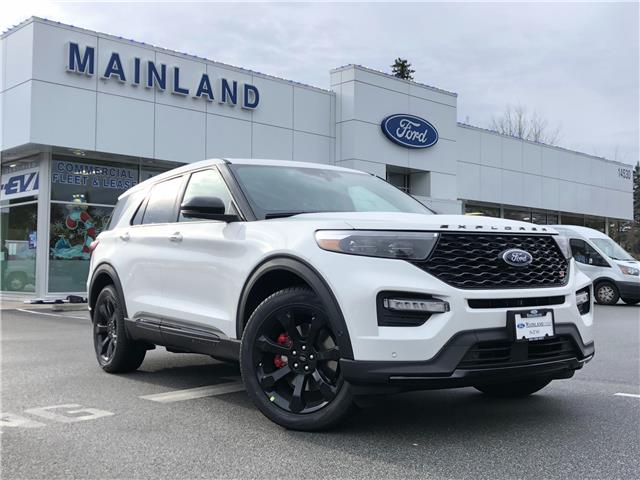 2021 Ford Explorer ST (Stk: 21EX7771) in Vancouver - Image 1 of 30