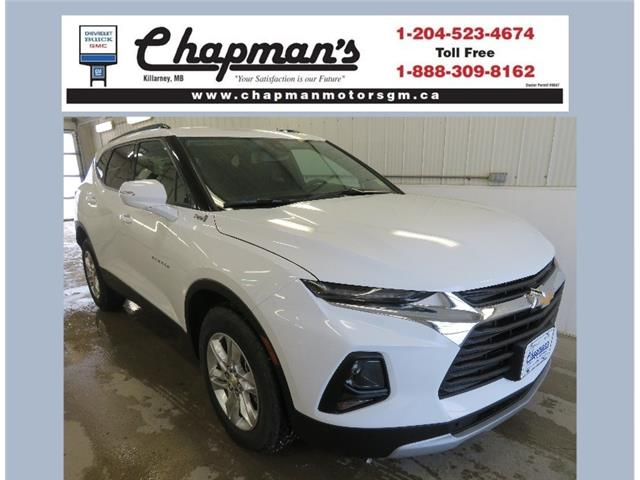 2021 Chevrolet Blazer LT (Stk: 21-045) in KILLARNEY - Image 1 of 31