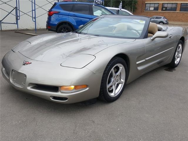 2001 Chevrolet Corvette Base (Stk: 14550) in SASKATOON - Image 1 of 22