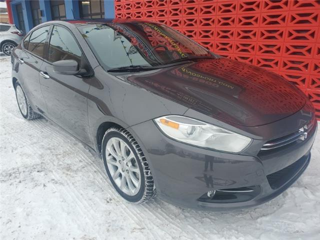 2015 Dodge Dart Limited (Stk: 14488A) in SASKATOON - Image 1 of 27