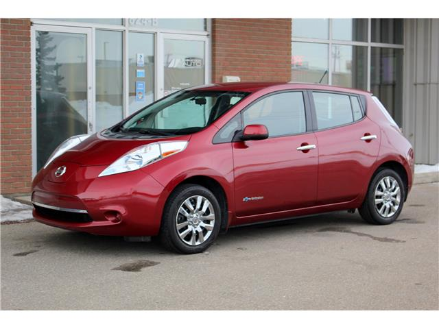 2014 Nissan LEAF S (Stk: 336838) in Saskatoon - Image 1 of 25