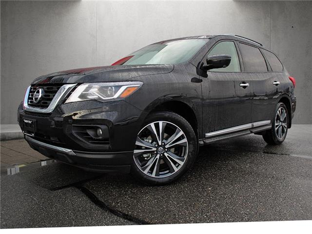 2020 Nissan Pathfinder Platinum (Stk: N06-2244) in Chilliwack - Image 1 of 10