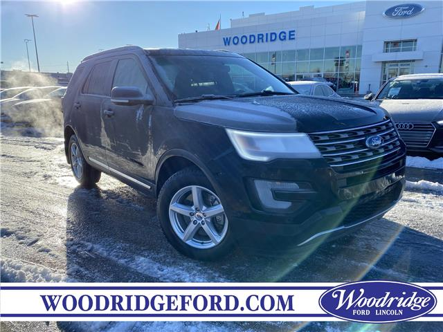 2017 Ford Explorer XLT (Stk: L-1142A) in Calgary - Image 1 of 22