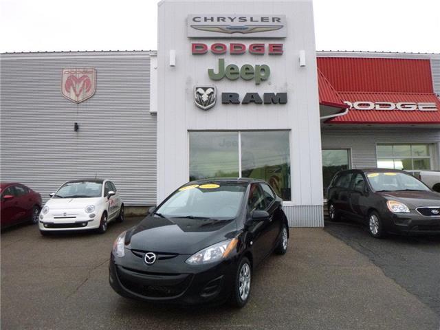 2013 Mazda Mazda2 GX (Stk: MU916A) in Mont-Laurier - Image 1 of 20