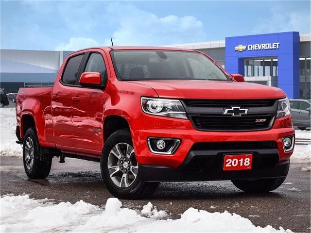 2018 Chevrolet Colorado Z71 (Stk: 157735A) in Markham - Image 1 of 28