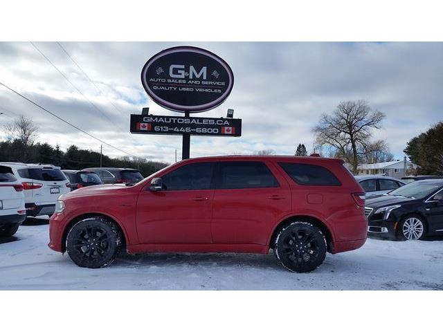 2020 Dodge Durango R/T (Stk: LC165347) in Rockland - Image 1 of 12