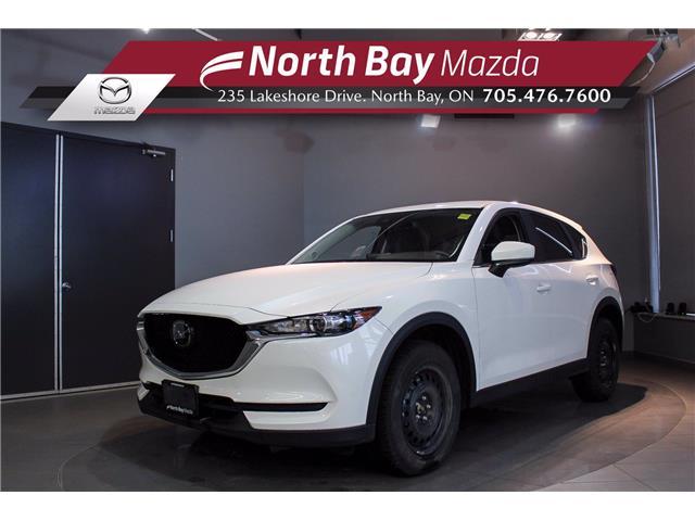 2021 Mazda CX-5 GS (Stk: 2137D) in North Bay - Image 1 of 21