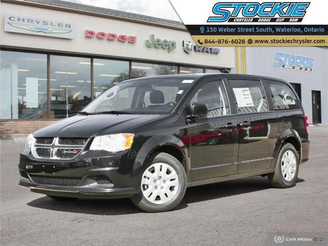 2019 Dodge Grand Caravan CVP/SXT (Stk: 32237) in Waterloo - Image 1 of 27