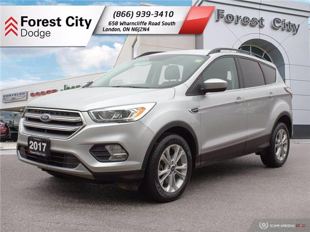 2017 Ford Escape SE (Stk: DT0058A) in Sudbury - Image 1 of 17