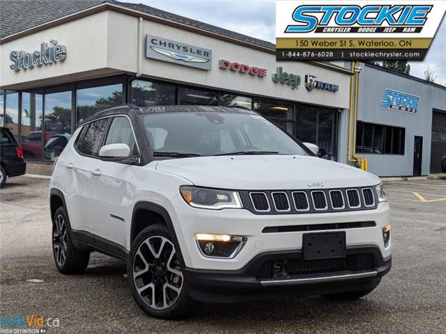 2021 Jeep Compass Limited (Stk: 35538) in Waterloo - Image 1 of 16