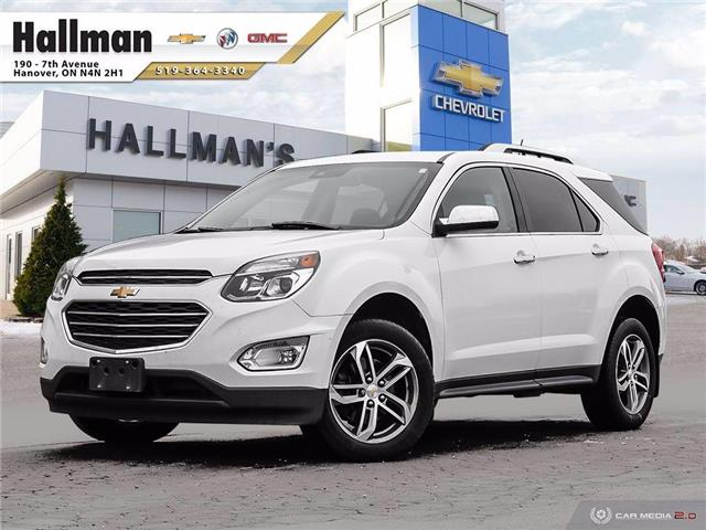 2017 Chevrolet Equinox Premier (Stk: 20378A) in Hanover - Image 1 of 27