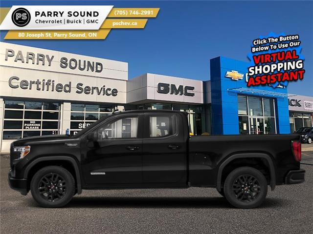 2021 GMC Sierra 1500 Elevation (Stk: 21161) in Parry Sound - Image 1 of 1