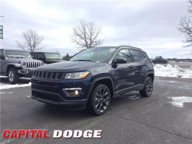 2021 Jeep Compass North (Stk: M00074) in Kanata - Image 1 of 30