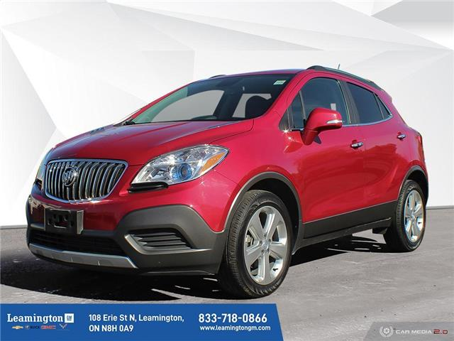 2016 Buick Encore Base (Stk: 20-574A) in Leamington - Image 1 of 30