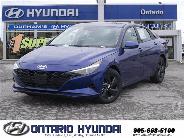 2021 Hyundai Elantra Preferred (Stk: 085708) in Whitby - Image 1 of 19