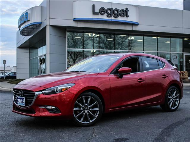 2018 Mazda Mazda3 Sport GT (Stk: 2405LT) in Burlington - Image 1 of 22