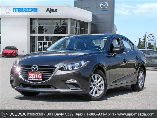 2016 Mazda Mazda3 GS (Stk: P5655) in Ajax - Image 1 of 23