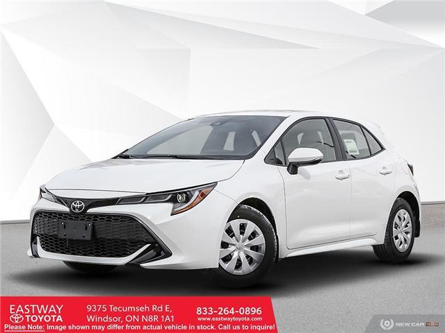 2020 Toyota Corolla Hatchback Base (Stk: CO2238) in Windsor - Image 1 of 23