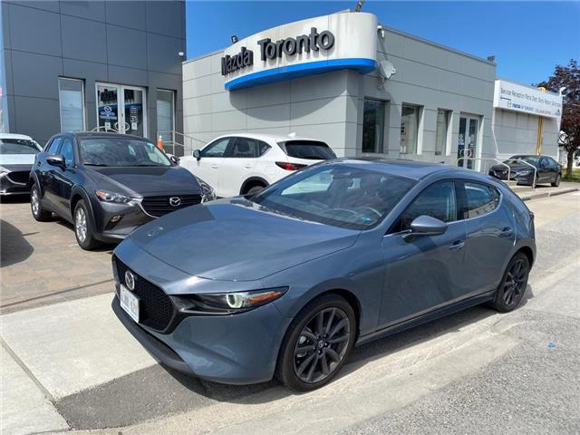 2020 Mazda Mazda3 Sport GT Auto i-ACTIV AWD PREMIUM PKG (Stk: DEMO85020) in Toronto - Image 1 of 16