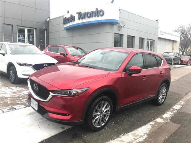 2020 Mazda CX-5 GT (Stk: DEMO85215) in Toronto - Image 1 of 15