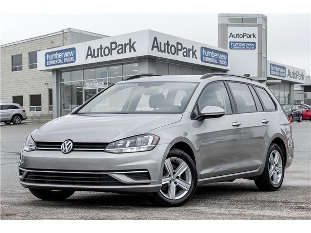 2019 Volkswagen Golf SportWagen 1.8 TSI Comfortline (Stk: APR9769) in Mississauga - Image 1 of 19