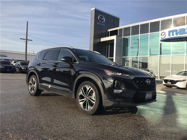 2019 Hyundai Santa Fe Ultimate 2.0 (Stk: UM2519) in Chatham - Image 1 of 24