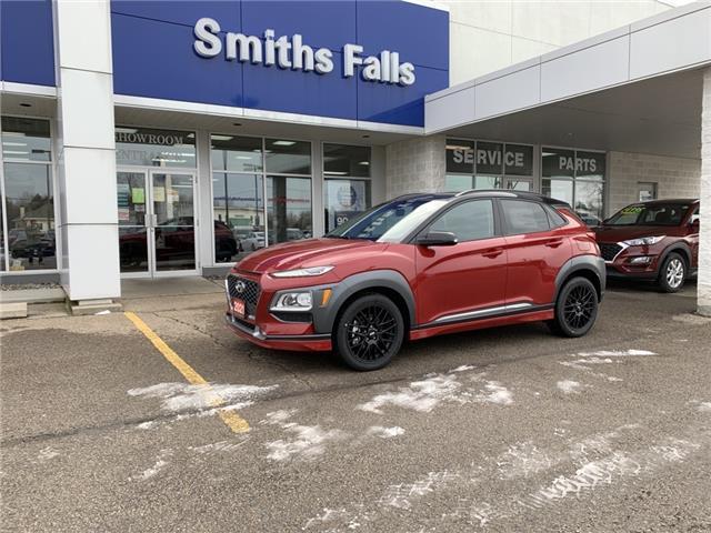 2021 Hyundai Kona 1.6T Urban Edition (Stk: 10245) in Smiths Falls - Image 1 of 13