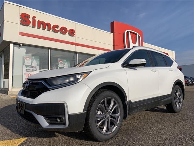 2021 Honda CR-V Sport (Stk: 21021) in Simcoe - Image 1 of 19