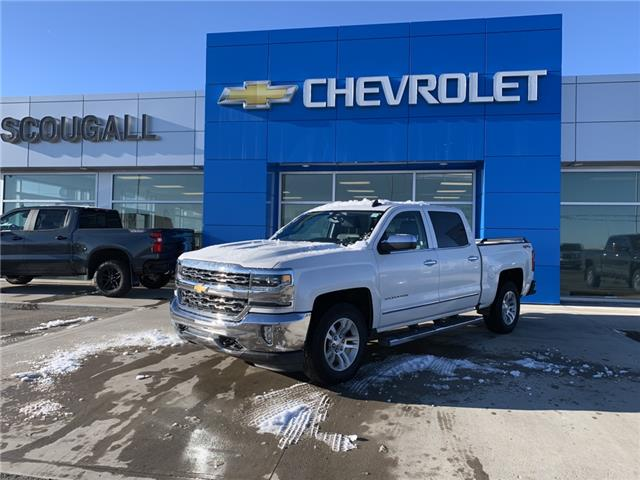 2018 Chevrolet Silverado 1500 2LZ (Stk: 223117) in Fort MacLeod - Image 1 of 15