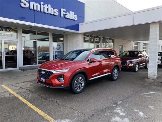 2020 Hyundai Santa Fe Preferred 2.4 w/Sun & Leather Package (Stk: 10248) in Smiths Falls - Image 1 of 13