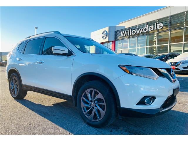 2016 Nissan Rogue SL Premium (Stk: N1063A) in Thornhill - Image 1 of 20