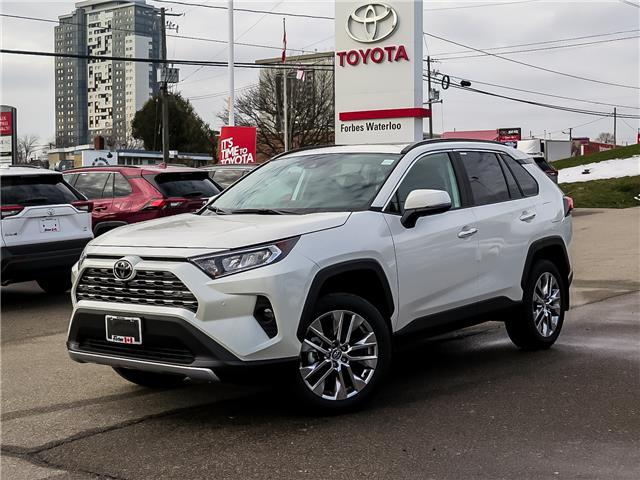 2021 Toyota RAV4 Limited (Stk: 15108) in Waterloo - Image 1 of 21