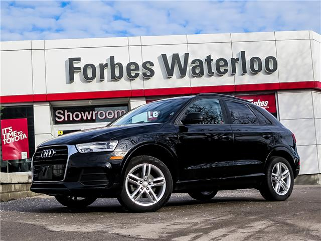 2017 Audi Q3 2.0T Komfort (Stk: 15116A) in Waterloo - Image 1 of 24
