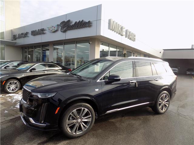 2021 Cadillac XT6 Premium Luxury (Stk: 21101) in Smiths Falls - Image 1 of 15