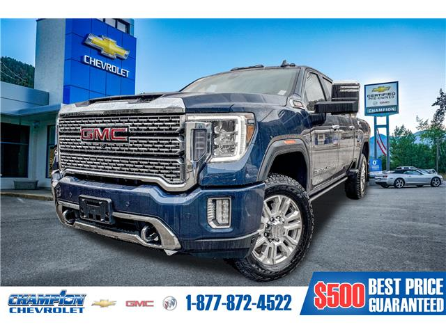 2021 GMC Sierra 3500HD Denali (Stk: 21-35) in Trail - Image 1 of 30