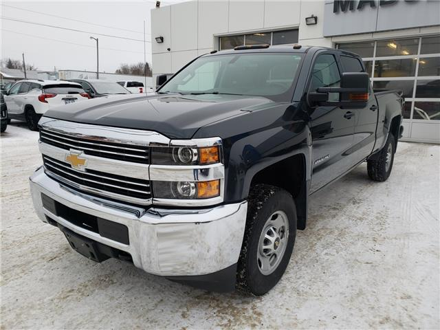 2018 Chevrolet Silverado 2500HD WT (Stk: A21119) in Sioux Lookout - Image 1 of 13