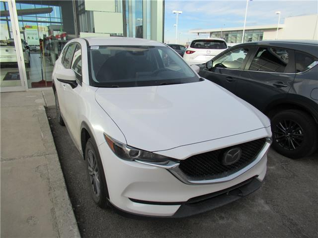 2021 Mazda CX-5 GS (Stk: M2922) in Calgary - Image 1 of 1