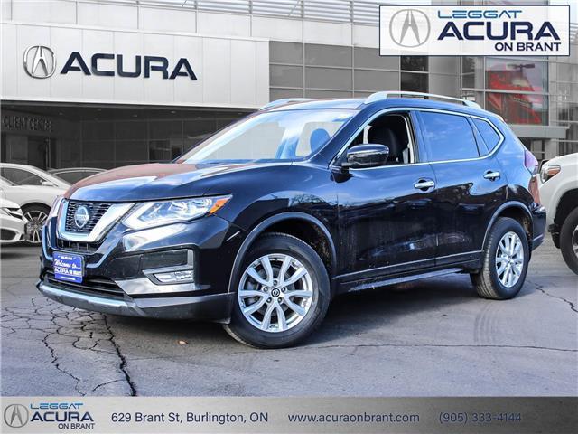 2018 Nissan Rogue  (Stk: 4348) in Burlington - Image 1 of 23